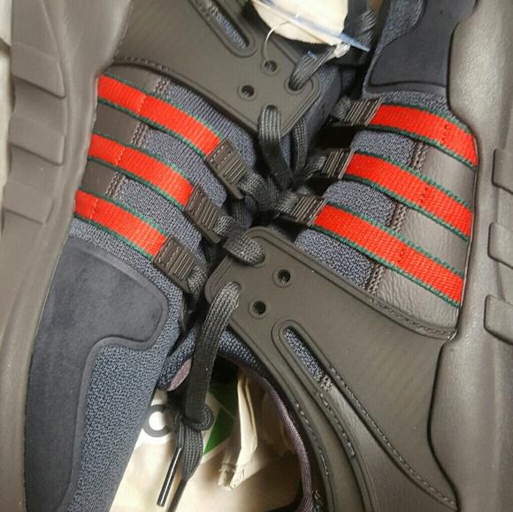 buy popular cd981 fcbb4 Adidas EQT Support Gucci NWT